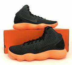 $140 NIB SIZES 10 10.5 11 MEN Nike Hyperdunk 2017 Basketball Shoes Orange NEW - $95.00