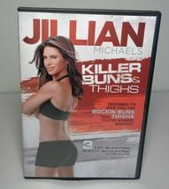 Jillian Michaels: KILLER BUNS & THIGHS New DVD 3 Fat Blasting Workouts - $28.71