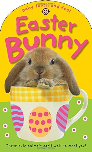 Primary image for Easter Bunny (Baby Touch and Feel) [Board book] Priddy, Roger