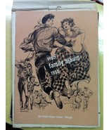 1950 WLS Family Album and Almanac Prairie Farmer Station Chicago IL - $4.95
