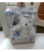 Boyd's Bears Lil Sumptin 3 Piece Gift Set NEW - ornament, plus, gift bag - $16.50
