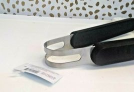 LARGE16''  BARBQ GRILL TONG   WITH COOL TOUCH  HANDLES BY Room Essentials NWT- image 8