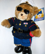 Build A Bear Read Teddy With Clothing & Hanging Tags - $49.49
