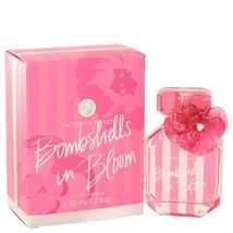 Bombshells In Bloom  Victoria's Secret Perfume Eau De Parfum Spray 1.7- ... - $43.00