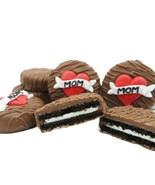 Philadelphia Candies Mom Heart Gifts For Mom Milk Chocolate OREO® Cookie... - $12.63