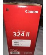 Genuine New Sealed OEM Canon 324ll Black Toner Cartridge; Exp: 2017-05-16N2 - $177.64