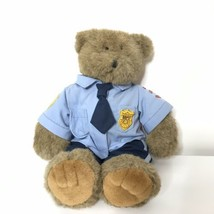 "Build A Bear Wearing Policeman Uniform Outfit Teddy Bear Plush 18"" Tall ... - $39.59"