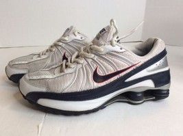 Nike Youth Shox Authentic 2008 Turbo VII Sneakers Shoes Size 6 (K-15) 32... - $51.41