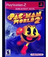 "Play Station 2 "" Pac-Man World 2"" - $14.95"