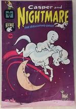 HARVEY HITS #56 Casper & Nightmare (1962) Harvey Comics VG+ - $9.89