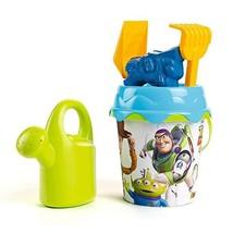 Smoby- Toy Story 4 Cubo de Playa con Accesorios, (862096) - $10.14