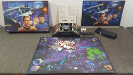 Star Trek The Game 1992 Collector's Edition Board Game - $29.65