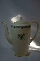 Lenox 1941 Belfonte 5 Cup Coffee Pot Pattern #301 - $138.59