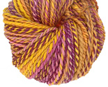 FiberQuirks Handspun DK Yarn, 100% Finn, for Knitting, Crochet, Weaving