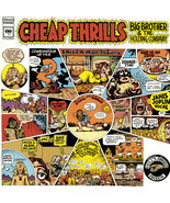 Janis Joplin  Cheap Thrills  (CD) - $3.60