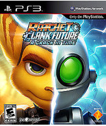 Ratchet & Clank Future: A Crack in Time (Sony PlayStation 3, 2009)M - $7.97