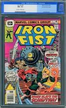 Iron Fist #5 Price Variant (Marvel, 1976) CGC 9.6 - $643.50