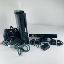 Microsoft Xbox 360 Elite 120GB Console Bundle W/ Games! *Sticky Disk Tray* - $89.09