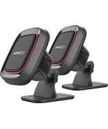 [2 Pack] Magnetic Phone Car Mount, APPS2Car Sturdy Stick-on - $23.54