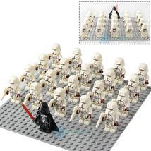 21Pcs Darth Vader & Clone Range Trooper Army Star Wars Clone Wars Minifi... - $29.99