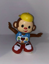 VTech Chase Me Casey Interactive Musical Toy Monkey - $18.69