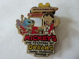 Disney Trading Pins 54635 DLR - Mickey's Pin Festival of Dreams - Passholder Exc - $18.58