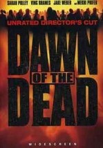 DVD - Dawn of the Dead (Widescreen Unrated Director's Cut) DVD  - $12.74