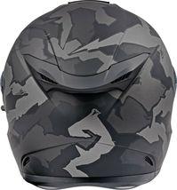 S Fly Racing Sentinel Ambush Motorcycle Helmet Camo/Grey/Black DOT & ECE  image 3