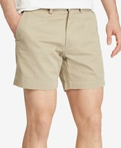 "Polo Ralph Lauren Men's Core 6"" Classic-Fit Flat-Front Chino Shorts Size Large - $69.50"