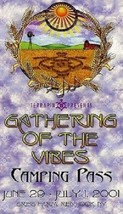 Gathering of the Vibes Red Hook, New York (Dutchess County) Magnet #1 - $6.99