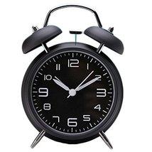 George Jimmy Cute Student Alarm Clock Stylish Silent Bedside Alarm Clock #28 - $42.35