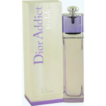 Christian Dior Addict To Life Perfume 3.4 Oz Eau De Toilette Spray image 1