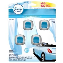 Febreze Car  Hawaiian Aloha or Linen & NEW - $7.44