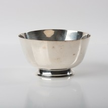 Reed Barton Jamestown 184 Silver Plate Bowl Small Antique - $29.69