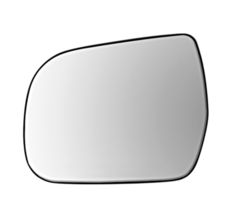 Fits 11-20  Sienna Left Driver Heated Mirror Glass w/ Rear Holder - $38.56