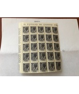 Italy Siracusana L1 fluor. block mnh 1968  #3  stamps - $15.50