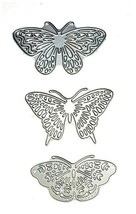 Butterfly Dies, Set of 3