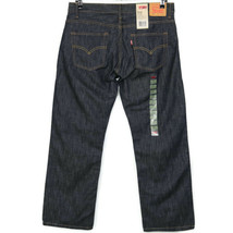 Levis 514 Ice Cap Mens Boys Youth Jeans Straight Leg Slim Fit 16 Husky 3... - $42.32