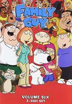Family Guy, Volume Six (2010, 3 DVD set)