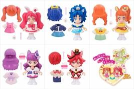 [Kirakira PreCure a la Mode] All 5 x Cure Dolls Pre-corde Doll (BANDAI 2... - $89.00