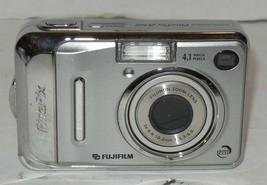 Fujifilm FinePix A Series A400 4.1MP Digital Camera - Silver - $24.55