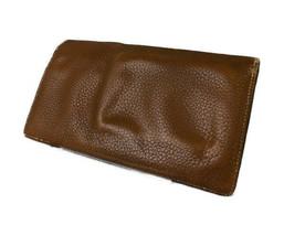 Hermes Gold Togo beige leather wallet wallet KT1 8 Men Women - $273.29
