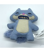 """Fuggler Funny Ugly Monster 9"""" Plush Creature with Teeth Blue - $14.65"""