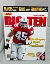 Lindys Sports 1997 Big Ten College Football Magazine - $11.87