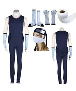 Naruto Momochi Zabuza anime cosplay costume party wear ver2 - $68.87