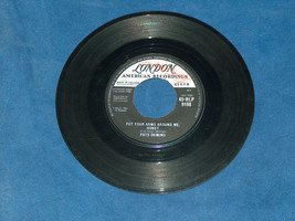 45 RPM Fats Domino Brazos Around Me Miel 3 Nights A Week London Record H... - $11.94