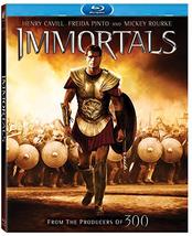Immortals (Blu-ray)