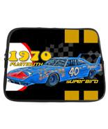 1970 plymouth super bird race pace car neoprene tablet case usa made - $36.09