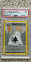 Pokemon Double Colorless Energy 96/102 1st Edition Base Set PSA 9 Shadow... - $44.99
