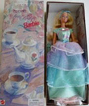 Special Edition Spring Tea Party Barbie [Brand New] Avon Exclusive - $48.22